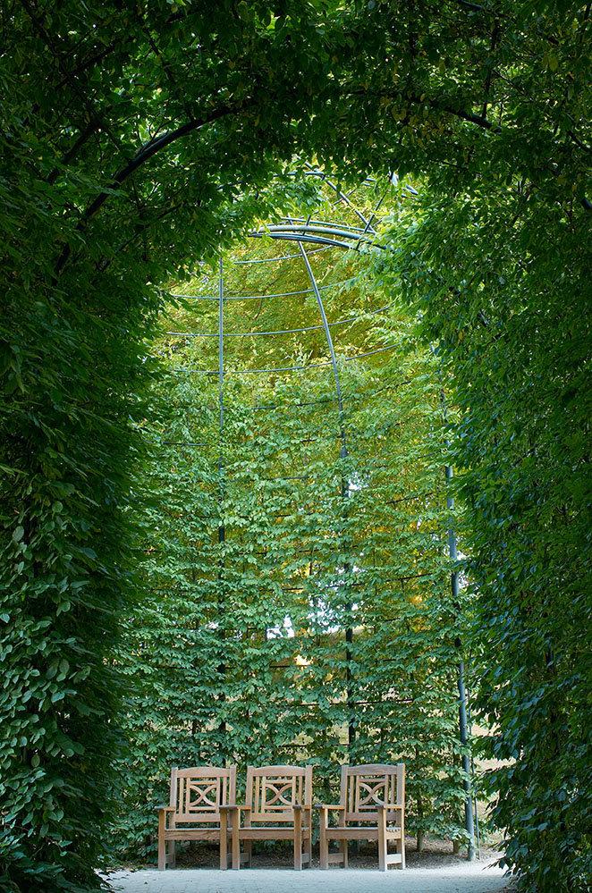 Alnwick Garden - Alnwick - UK