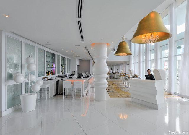 The Mondrian, Miami.