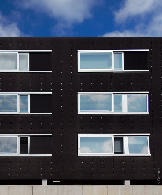 Social Housing, Vilassar de Dalt.