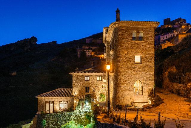 27 Abr, Gallipienzo, Navarra