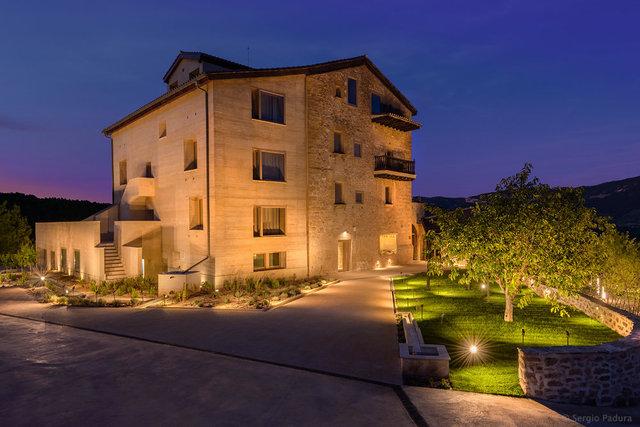 Hotel Torre del Marqués, Monroyo, Teruel.