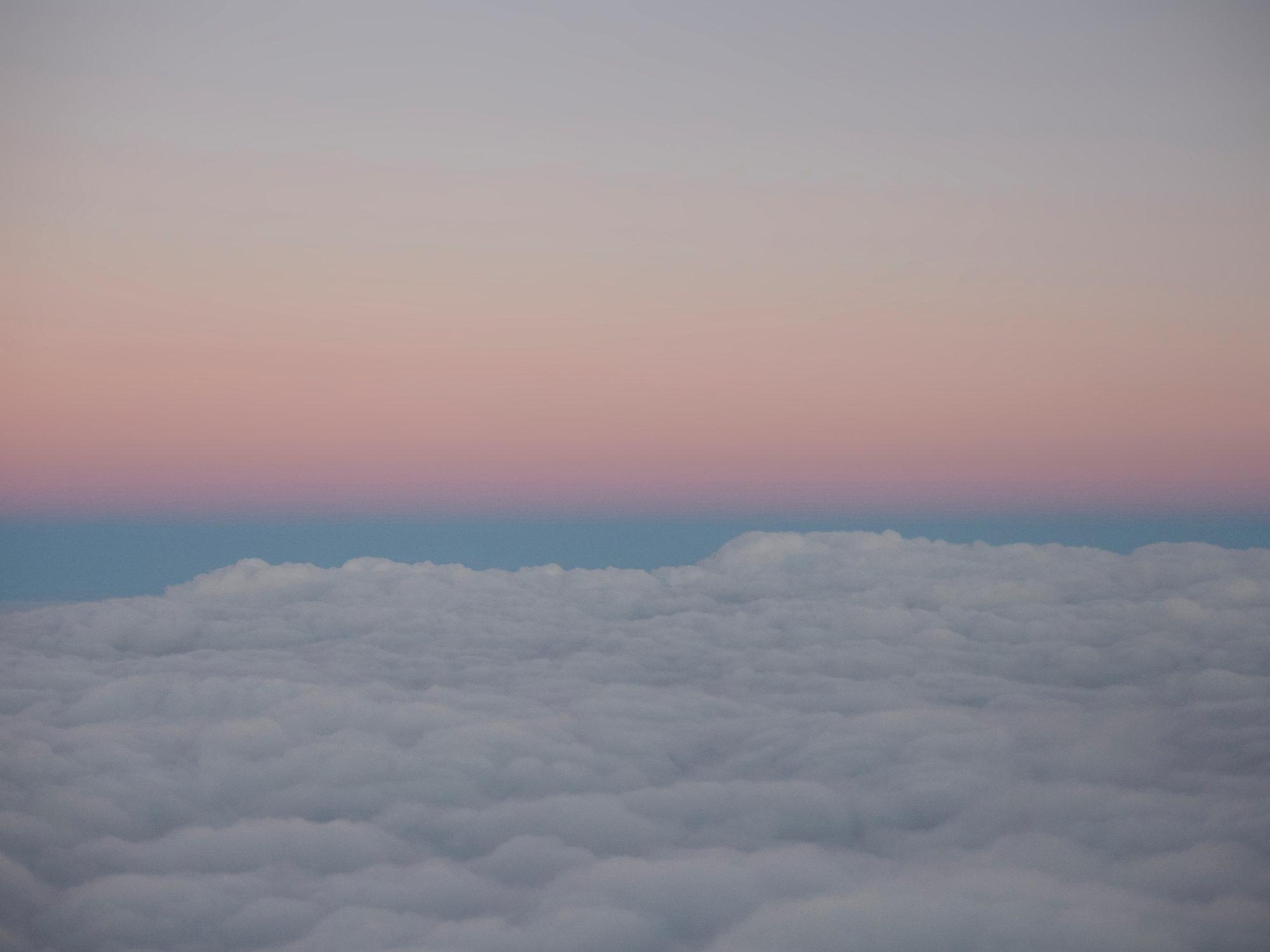 Sky over Saint Petersburg