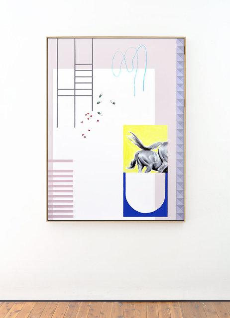 Health, framed  2019, 175 x 125 cm, acrylic and flashe on canvas web.jpg