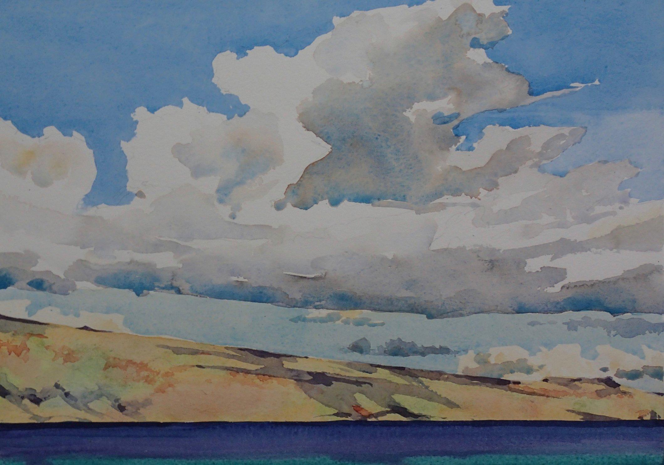Molokai Clouds
