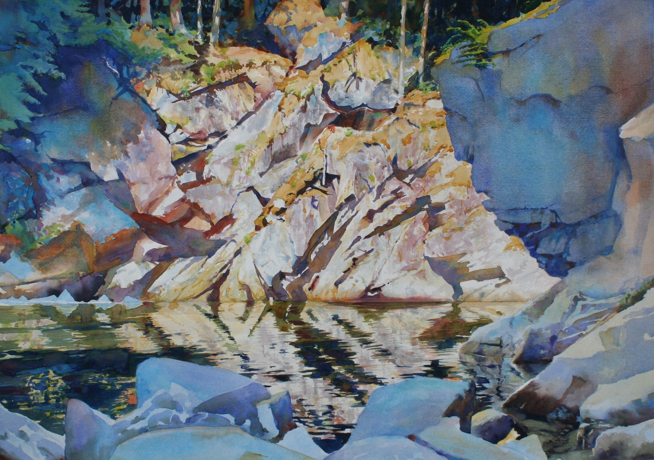Capilano Canyon Pond