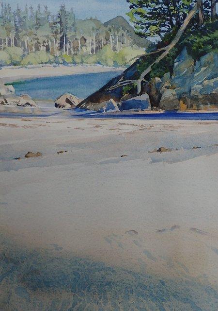 Bennet Beach, Nuchatlitz Area