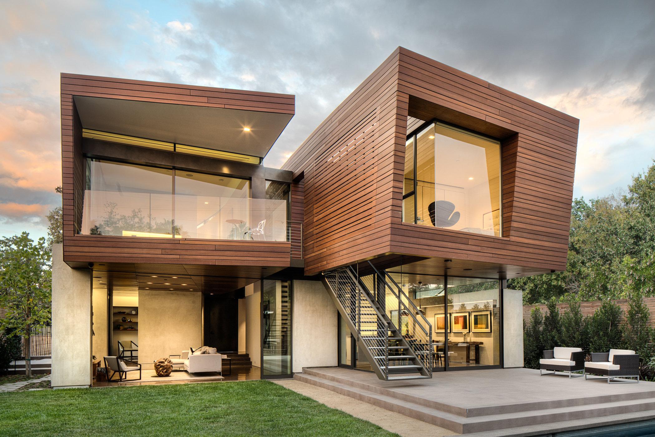 Split House LA | Kovac Architects