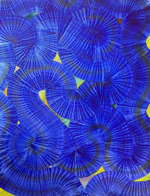 Blue Monday, 2020 - Waverly Art Prize Finalist