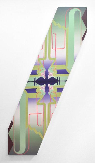 Splice_oil on shaped aluminium panel, 200 x 100 cmweb.jpg