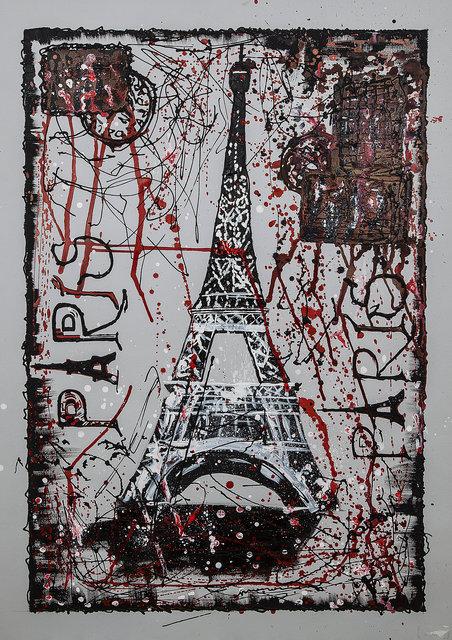 Parisian Stamp