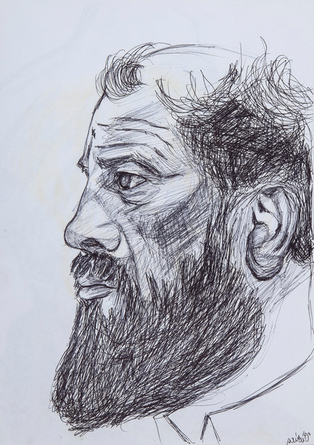Head Study - Great Masters 5