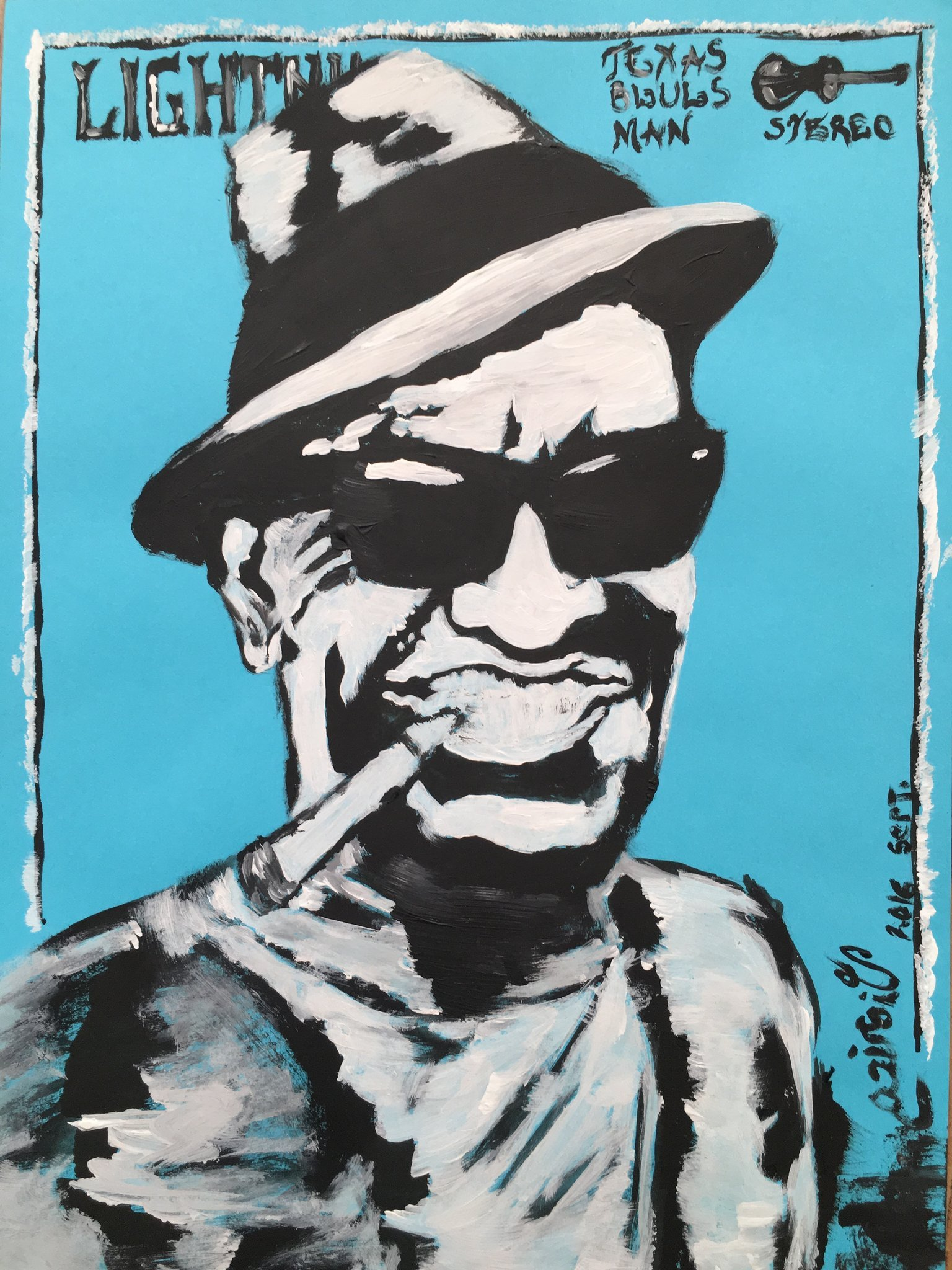 Mini Collection - Blues Men - Lightin' Hopkins 2