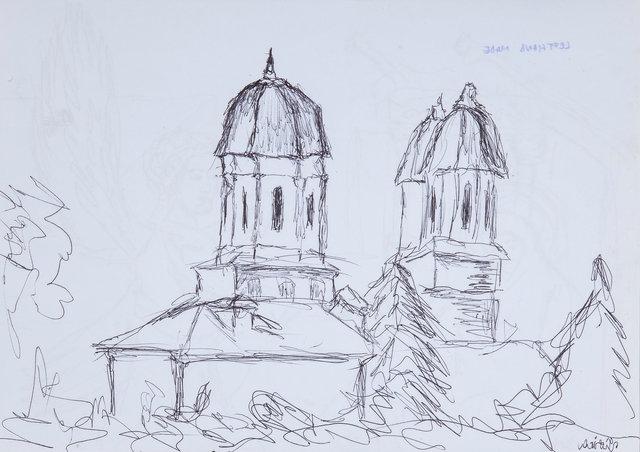 Church (Left Hand Made)