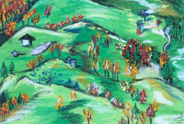 Transylvanian Landscape 3