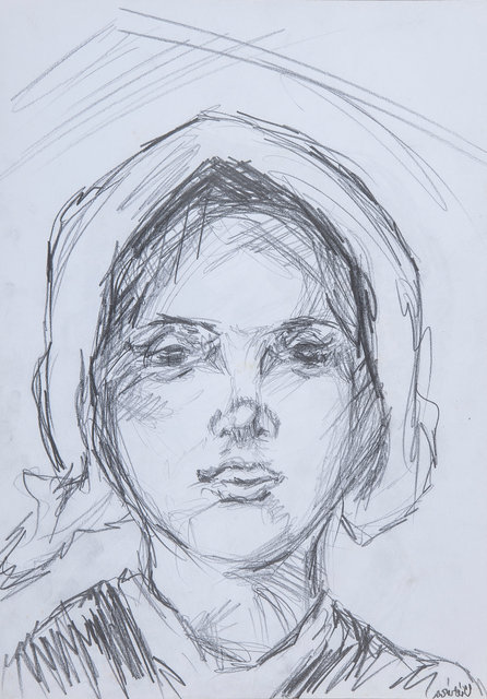 Head Study - Great Masters 10