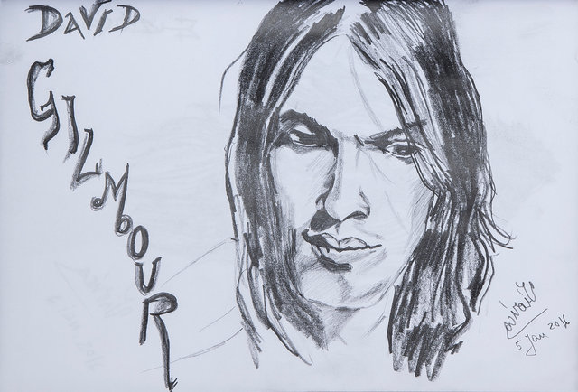 Gilmour, David