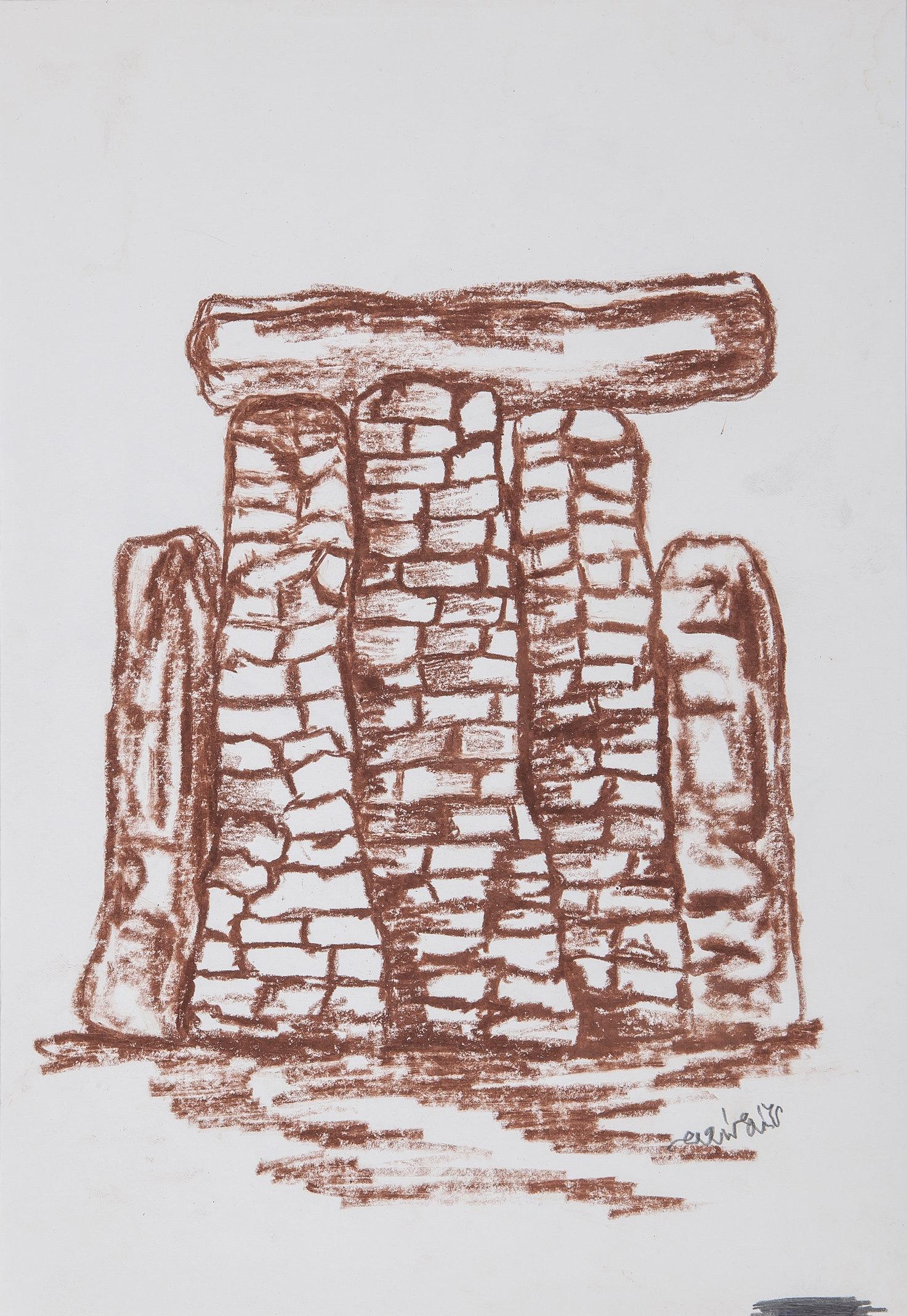 Stonehenge Columns