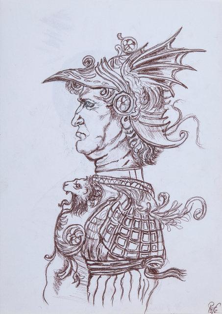 Soldier - after Da Vinci