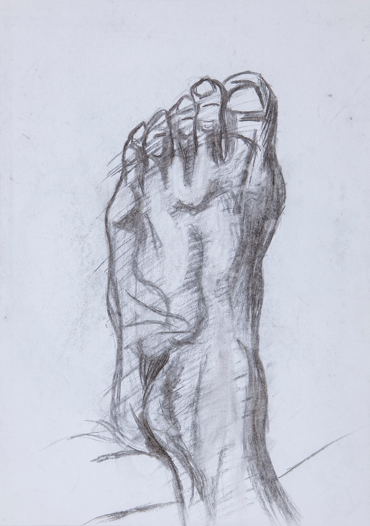 My Dad's Foot