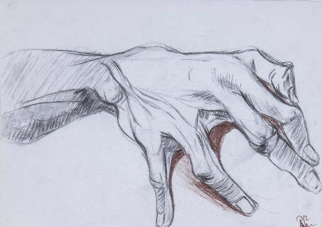 Midvichi's Hand (Study)