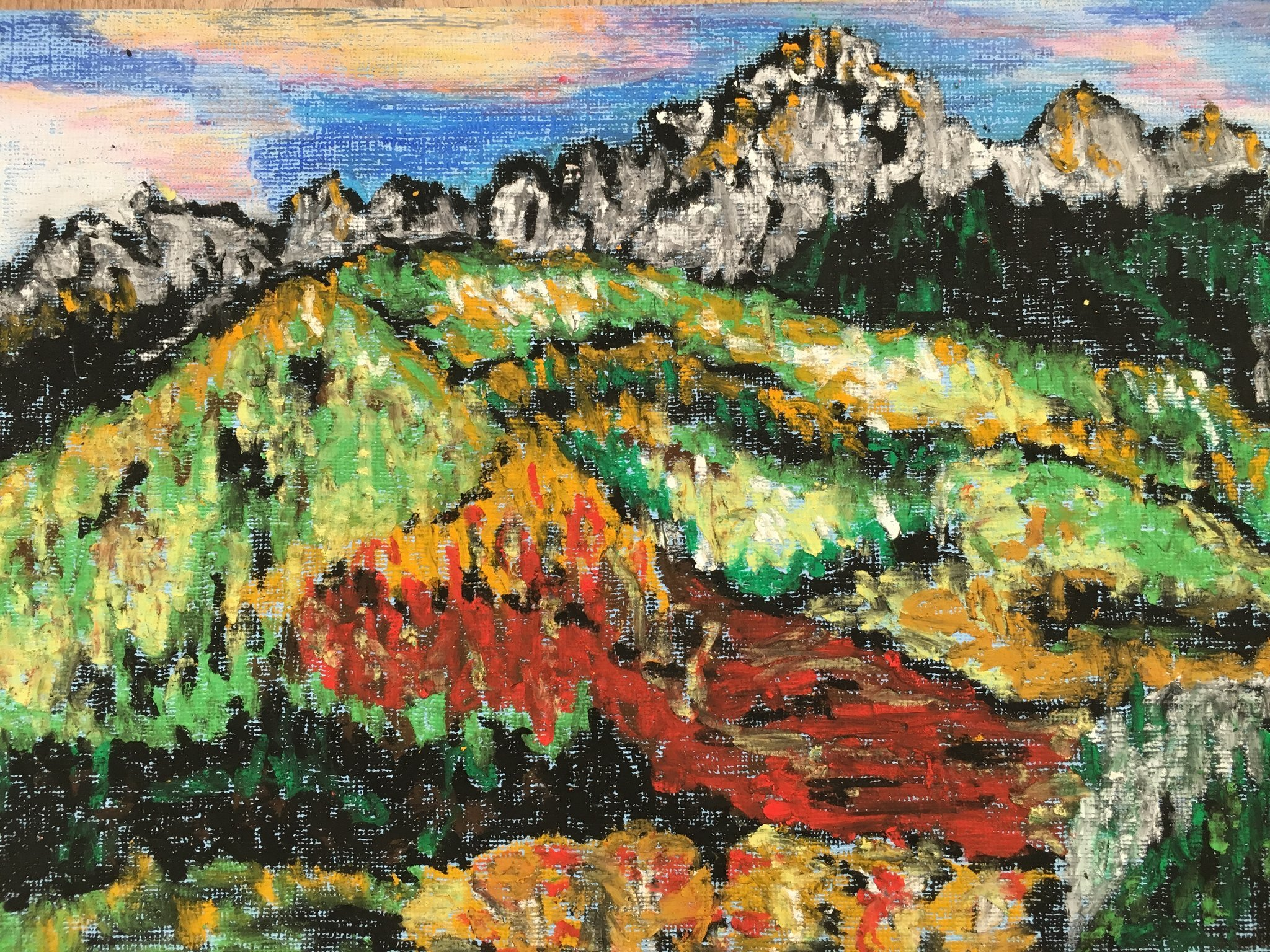 Carpathians 1