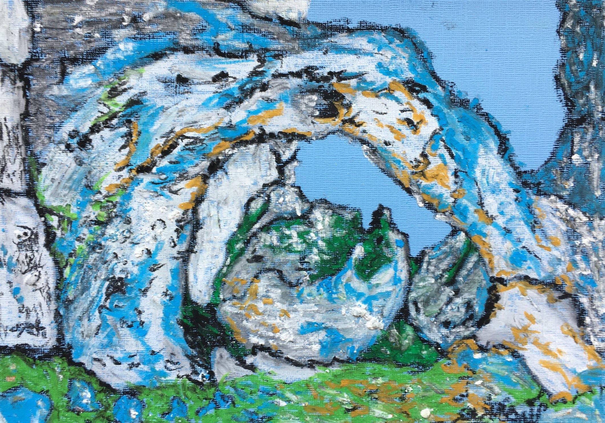 Dacian Rocks