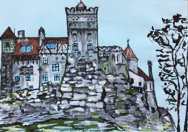 Bran Castle (Dracula's)