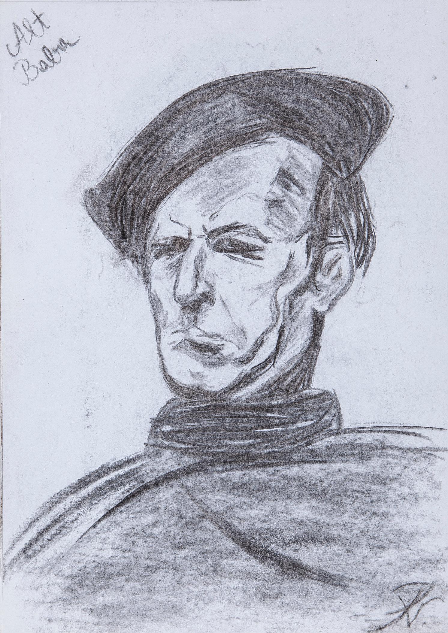 Baba, Corneliu (Portrait Study) 1