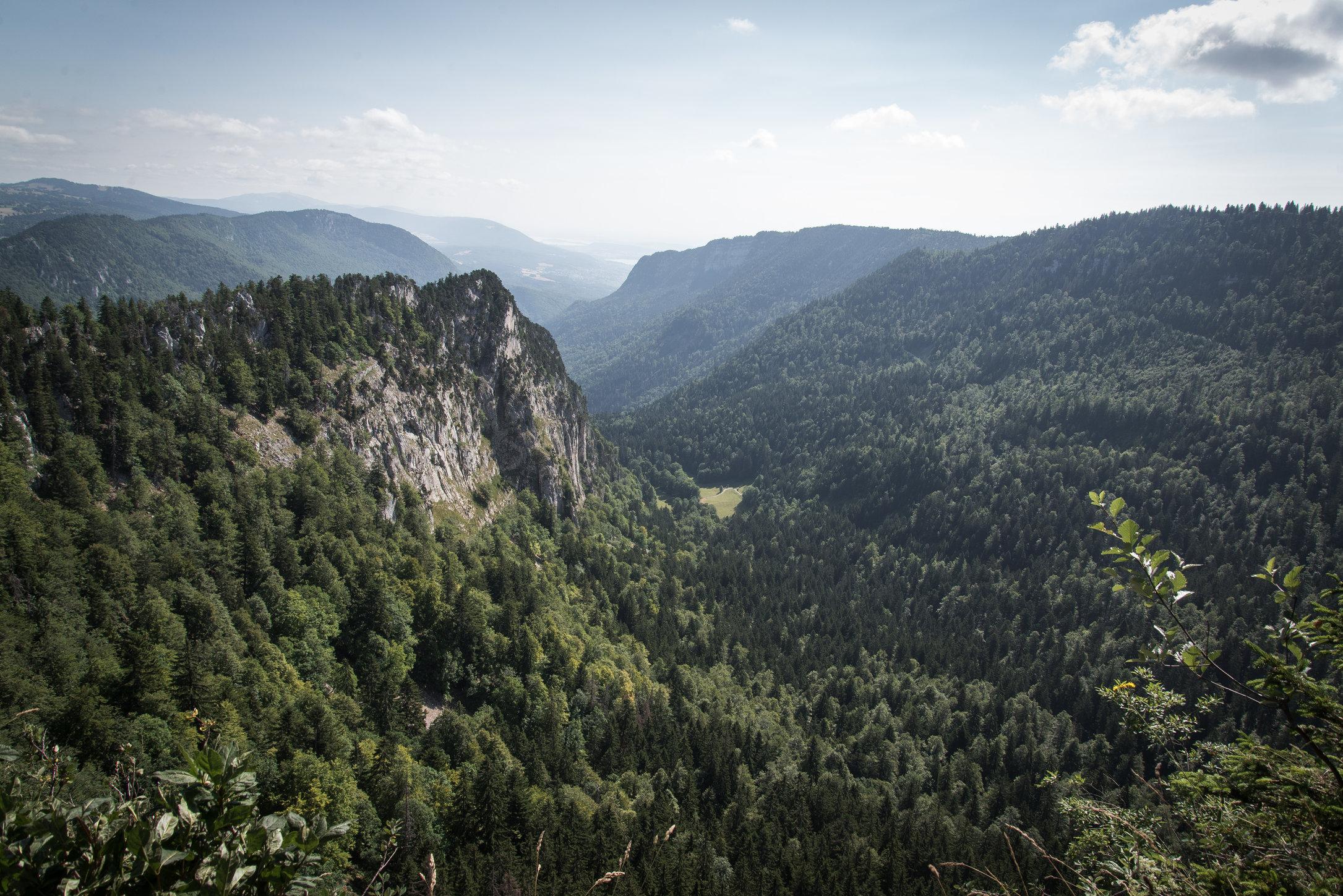 Creux du Vent, Val de Travers