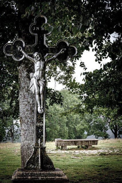 Silver Jesus