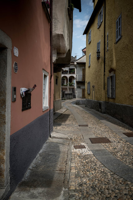 The Colors of Domodossola