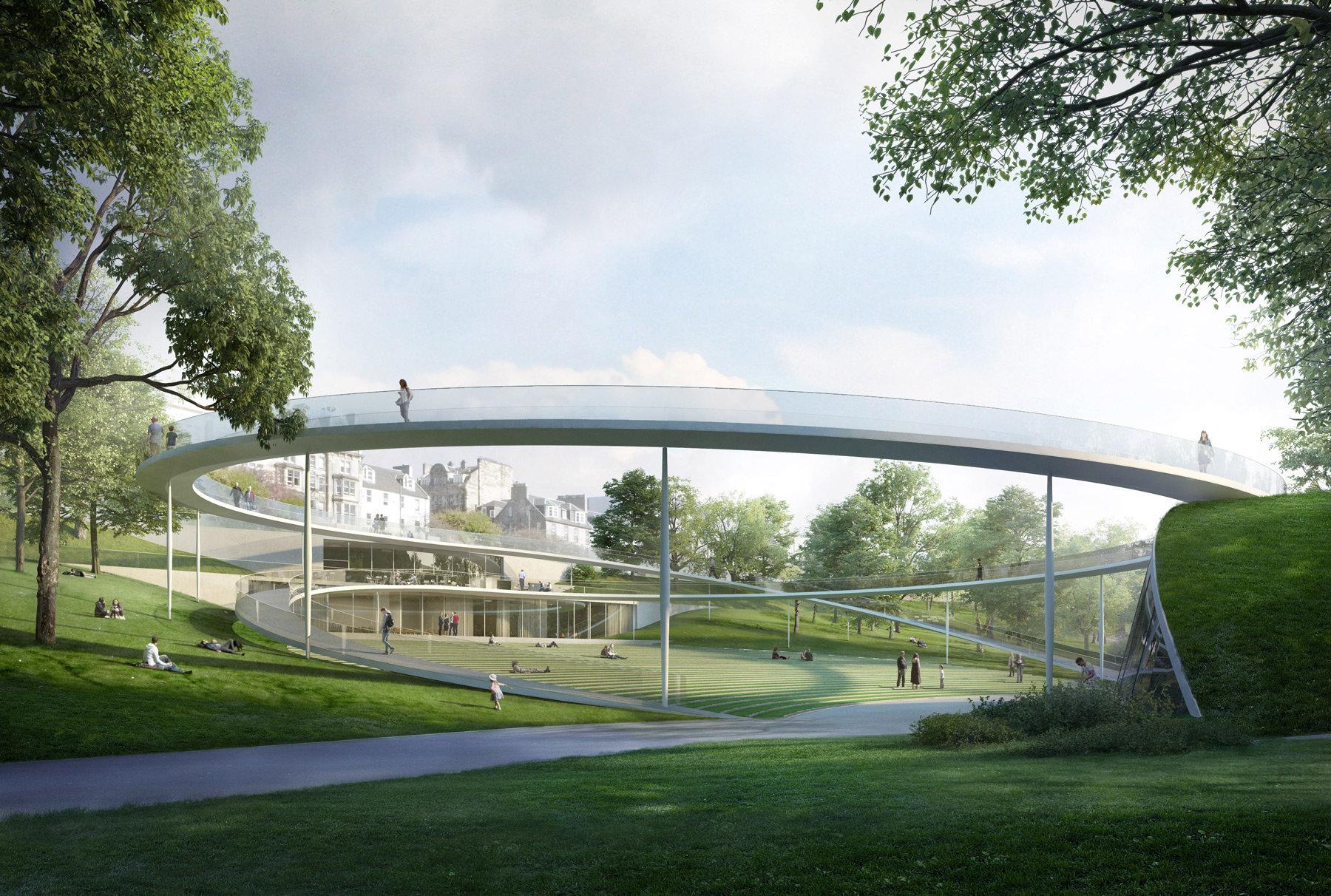 William Matthews Associates + Sou Fujimoto Architects