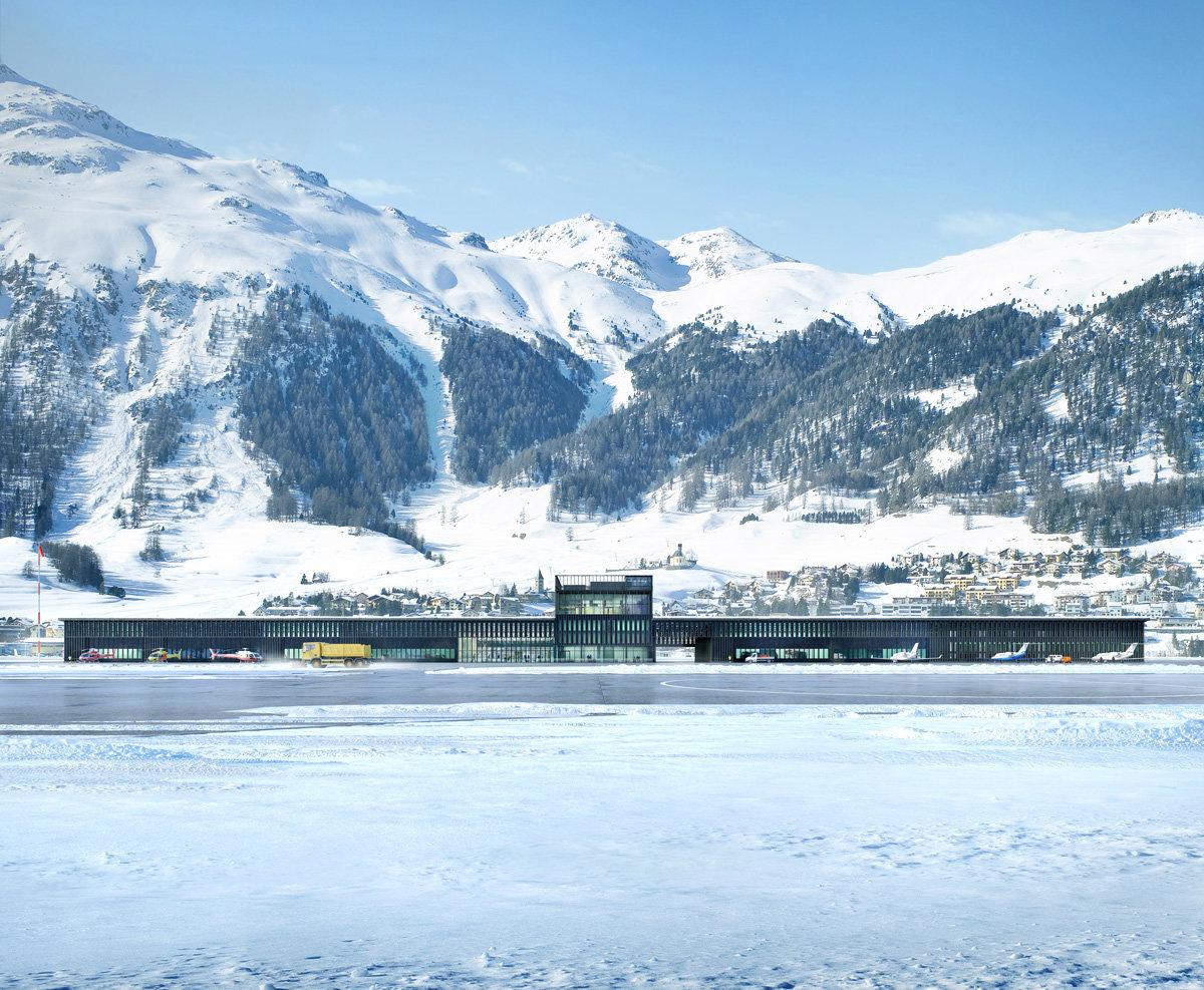 Hosoya Schaefer Architects + Blarer & Reber Architekten