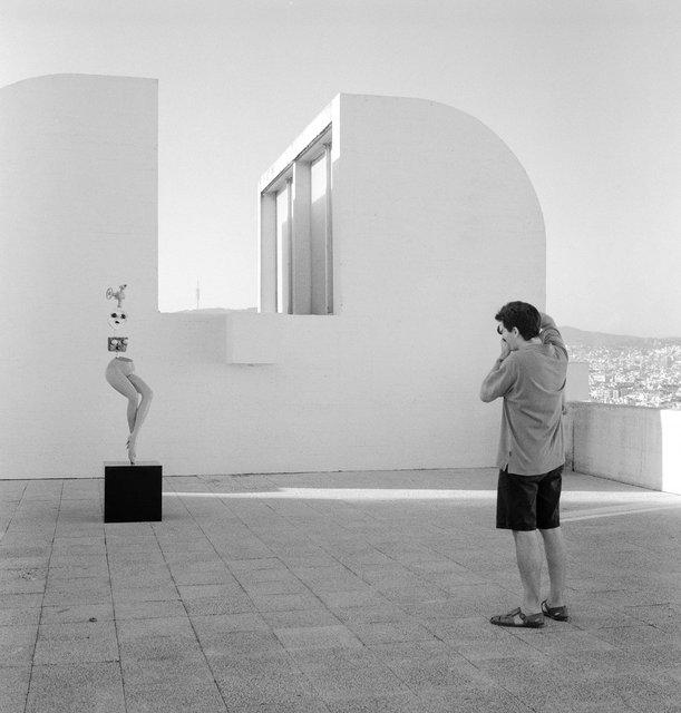MIRO MUSEUM ROOFTOP, BARCELONA