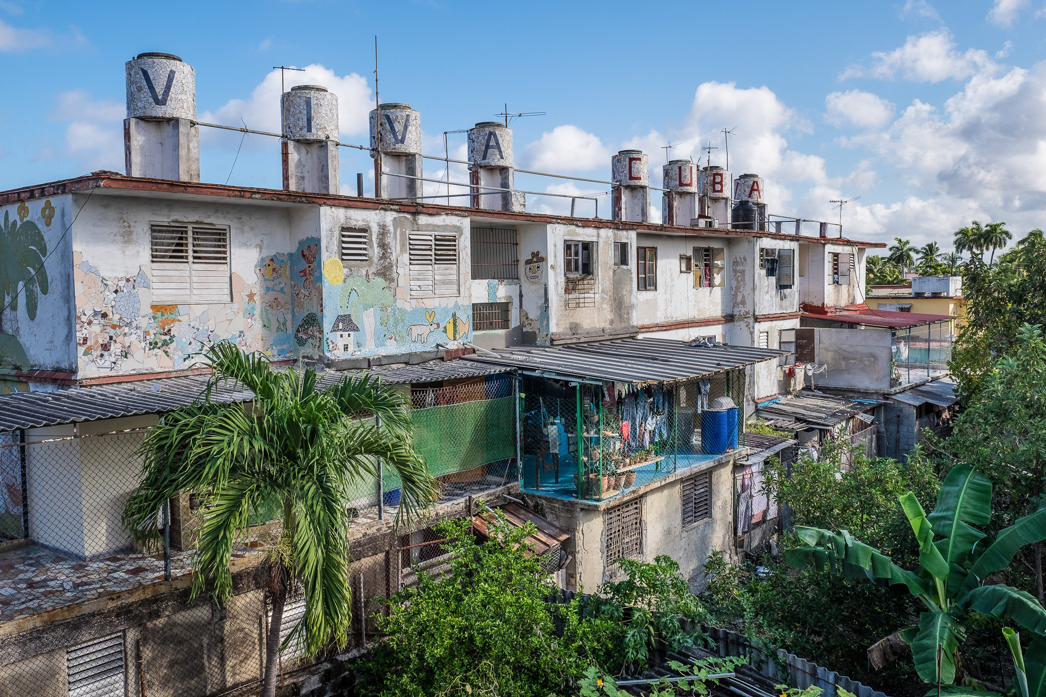 Jaimanitas neighborhood Havana