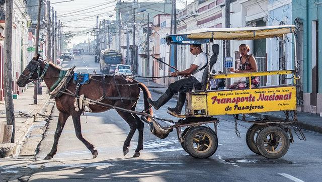 Cienfuegos transit