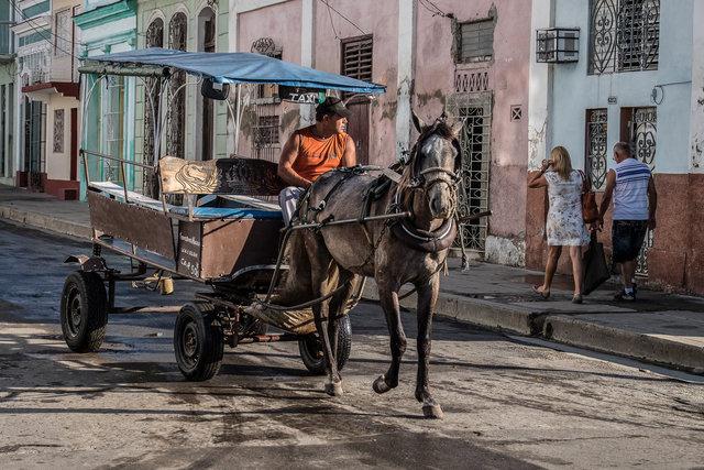 Cienfuegos public transit