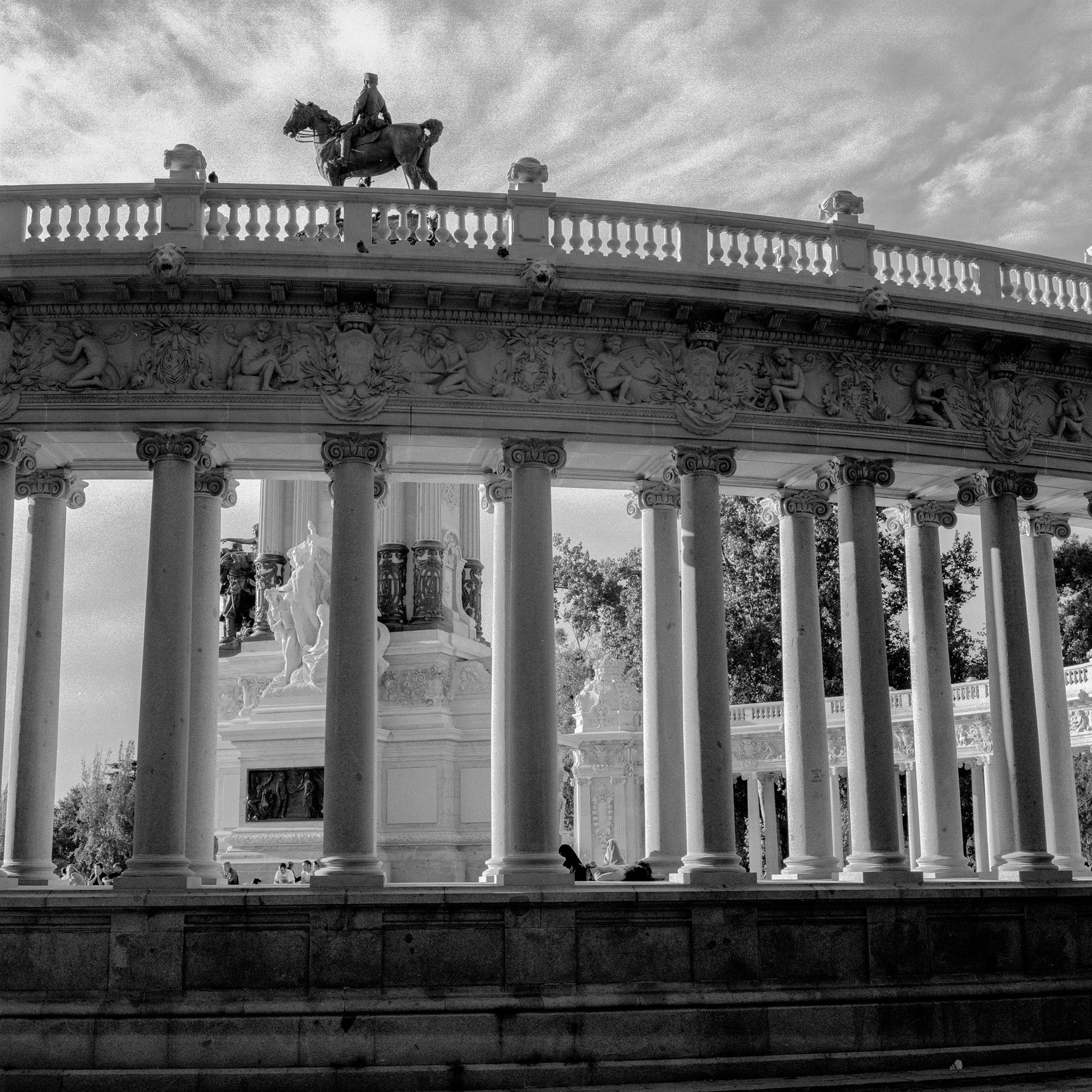 RETIRO, MADRID