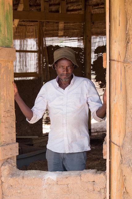 Kiryat Gat Ethiopian Community worker