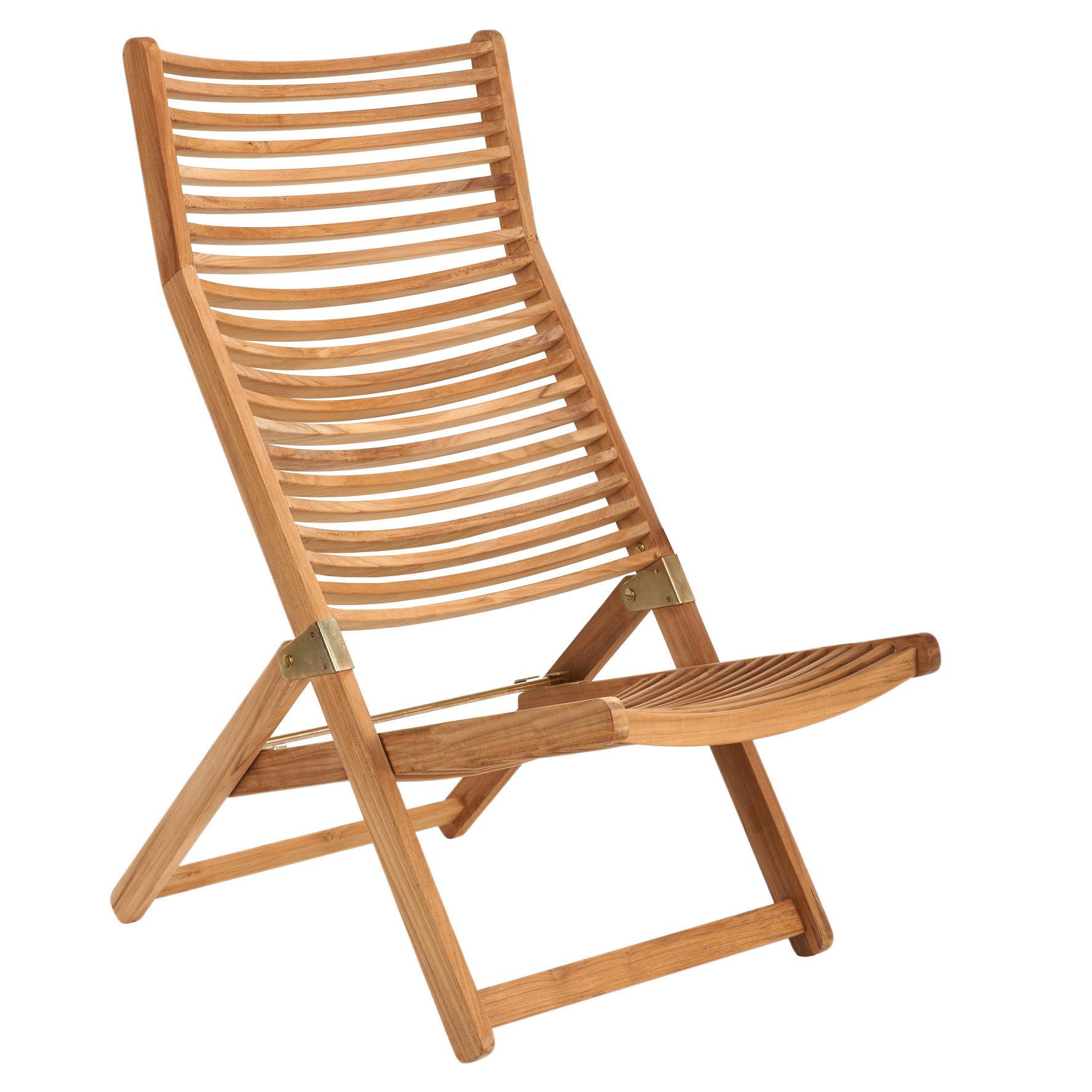Teak Folding Chair Rotterdam