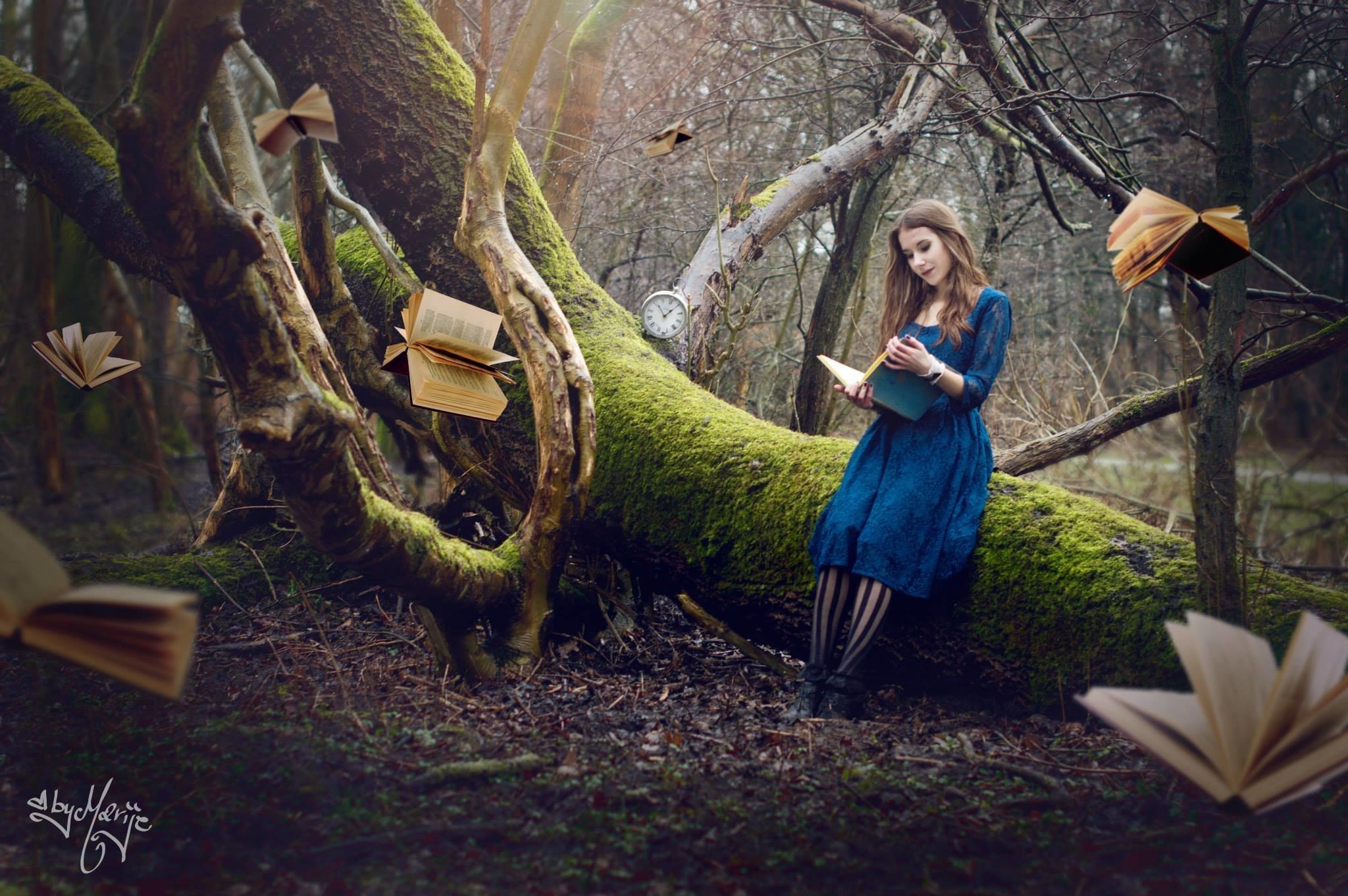 Alice in Wonderland - Model: Shanou Elise