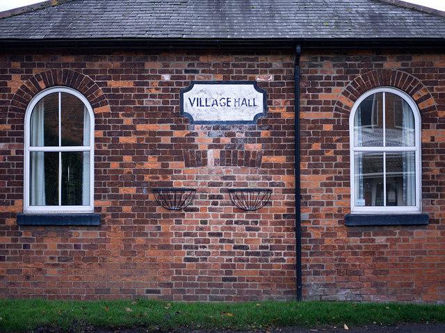 Village Hall, 2017