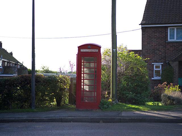 Telephone Box, 2017