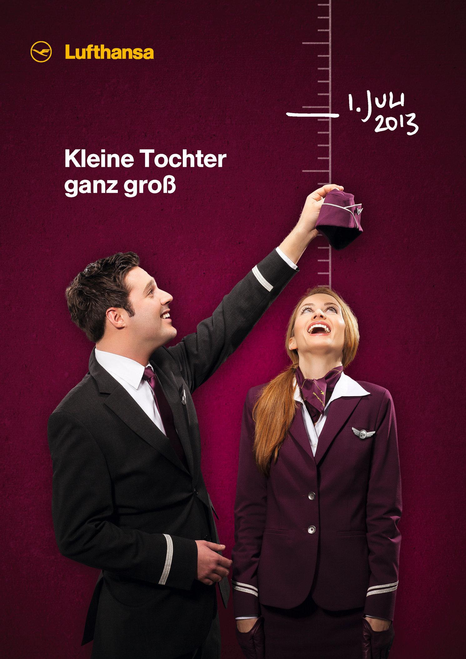 »Lufthansa Passage Magazin«