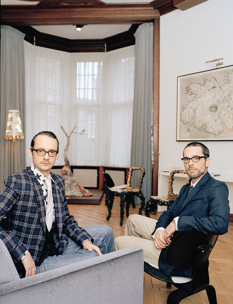 Victor & Rolf, fashion designers