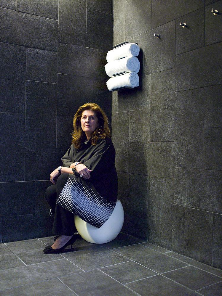 Sue Harmsworth, business woman