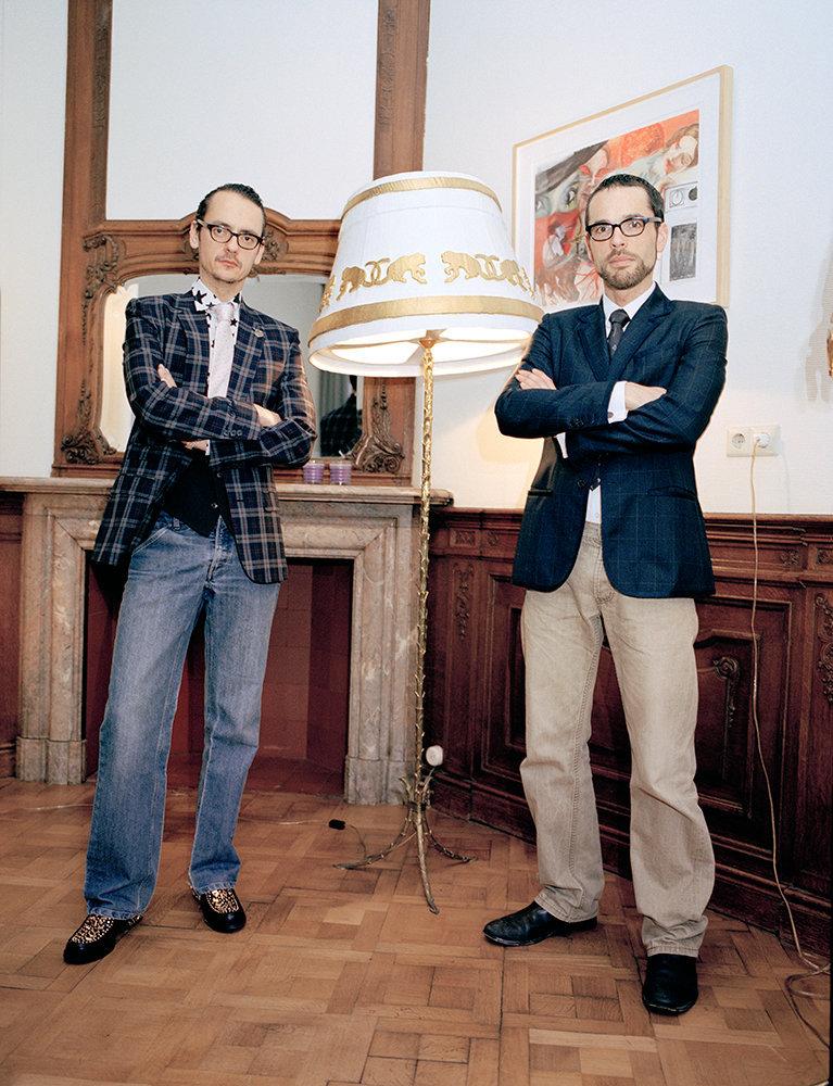 Victor & Rolf, fashion designers