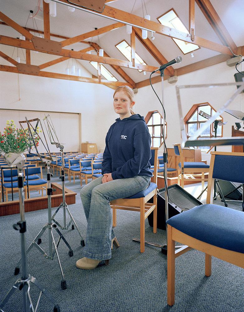 Jane Diamond, musician, Salvation Army