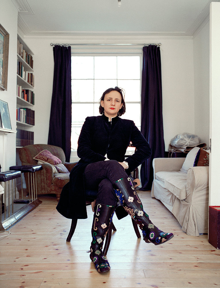 Selina Blow, fashion designer