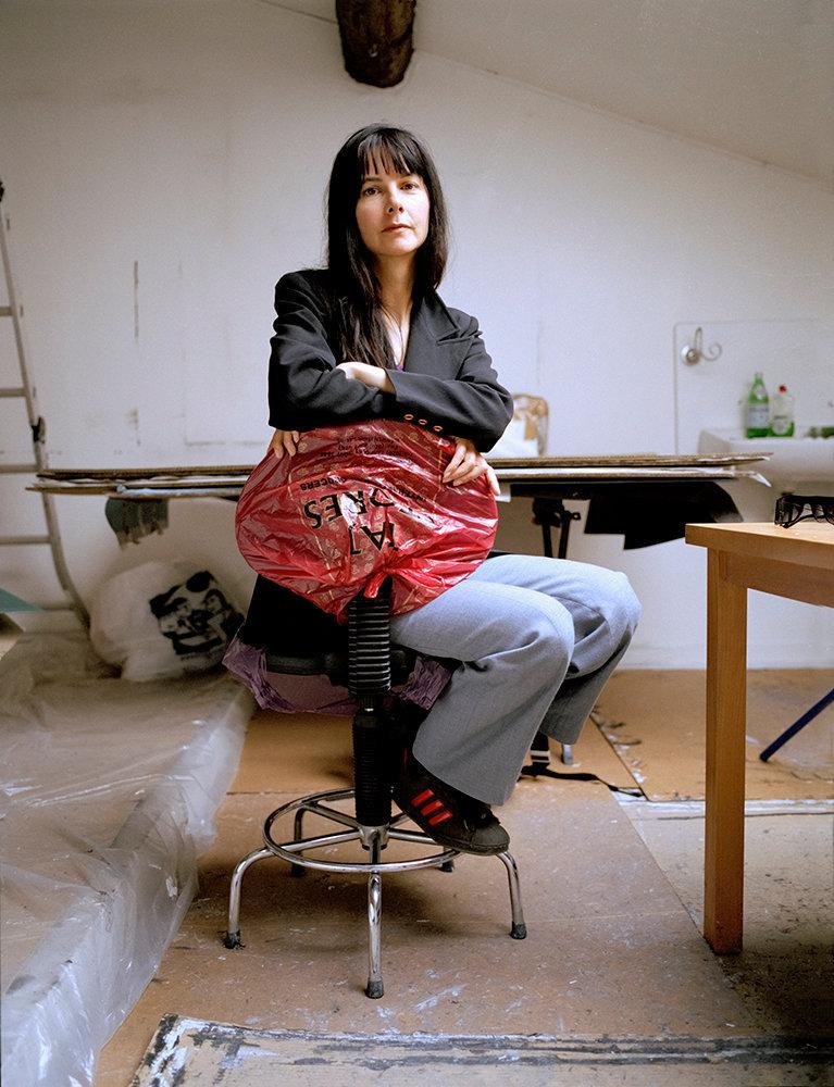 Gillian Wearing, artist